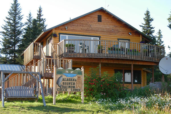 Alaska Silve Salmon Creek Lodge