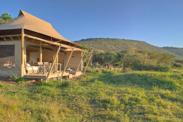Masai Mara Kichwa Luxury Tented