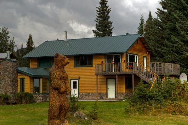 Alaska Lodge - Silve Salmon Creek