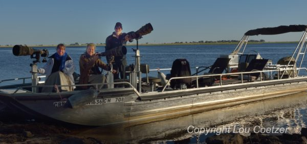 Specialised Photography Boats